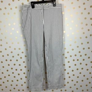 Doncaster Striped Trouser Career Pants